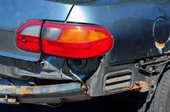 Vernachlässigtes Auto Lizenzfreies Stockbild