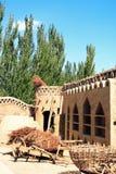 Vernacular dwelling Stock Image