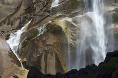 Vernal Fall Royalty Free Stock Image