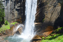 Vernal Fall Royalty Free Stock Photos