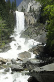 Vernal Fall in Yosemite National Park Stock Photo