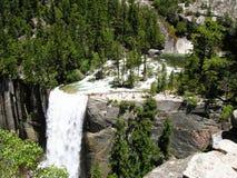 Vernal Fall, Yosemite National Park Royalty Free Stock Photography