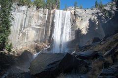 Vernal Falls Stock Photography