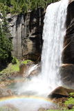 Vernal Falls Rainbow Royalty Free Stock Image