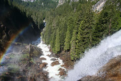 Vernal Falls, Yosemite Royalty Free Stock Image