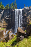 Vernal Falls at Yosemite National Park Stock Image