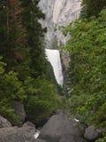 Vernal Falls in Yosemite Royalty Free Stock Photography