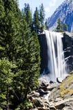 Vernal Falls, Yosemite National Park, California, USA Royalty Free Stock Photo