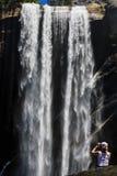 Vernal Falls, Yosemite National Park, California, USA Stock Image