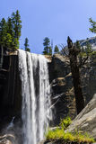 Vernal Falls, Yosemite National Park, California, USA Royalty Free Stock Image