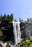 Vernal Falls, Yosemite National Park, California, USA Stock Photos