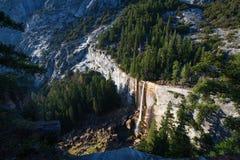 Vernal falls in Yosemite national park, California, USA Stock Images