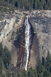 Vernal nedgångar Yosemite Fotografering för Bildbyråer