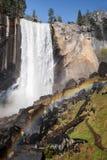 Vernall Falls Royalty Free Stock Photos