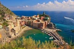 Vernaza - Cinque Terre Royalty Free Stock Image