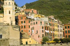 Vernazza 2 fotografia de stock royalty free