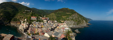 Vernazza Stock Photos