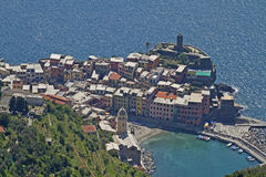 Vernazza Royalty Free Stock Photos