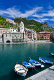 Vernazza Stock Photography
