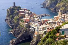 Vernazza 3 Royalty Free Stock Image