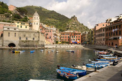 Vernazza Royalty Free Stock Image