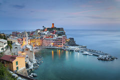 Vernazza. Photos stock