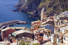 Vernazza 4 Royalty Free Stock Photo
