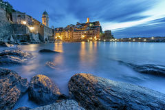 Vernazza Stockfoto