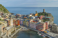 Vernazza Fotos de Stock Royalty Free