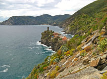 Vernazza 16 Foto de Stock Royalty Free