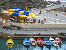 Vernazza 04 Obrazy Stock