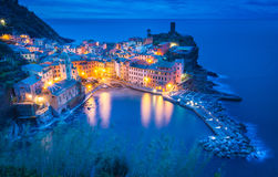 Vernazza Obraz Royalty Free