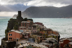 Vernazza photographie stock
