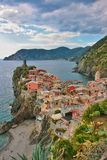 Vernazza images stock