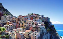 Vernazza, Cinque Terre Royalty Free Stock Photos