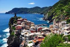 Vernazza, Cinque Terre Royalty Free Stock Image