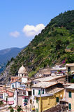 Vernazza in Cinque Terre Royalty Free Stock Photos