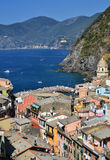 Vernazza, Cinque Terre Royalty Free Stock Images