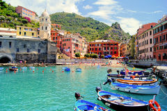 Free Vernazza, Cinque Terre Stock Images - 24432654