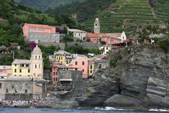 Vernazza, Cinque Terre Obrazy Stock