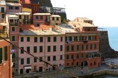Vernazza, Cinque Terre Photographie stock