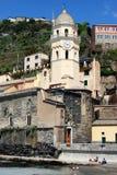 Vernazza-Cinque Terre Imagens de Stock