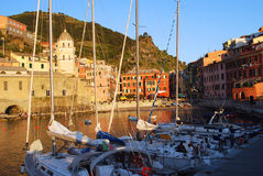 Vernazza-Cinque Terre Stock Photos