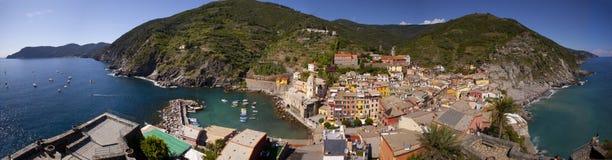 Vernazza, Cinque Terre Royalty-vrije Stock Foto