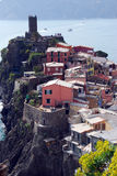 Vernazza-Cinque Terre Stock Photography