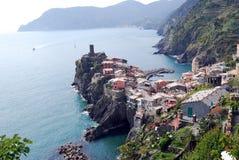 Vernazza-Cinque Terre Royalty-vrije Stock Foto