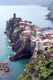 Vernazza - Cinque Terre royalty free stock photo