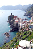 Vernazza - Cinque Terre Royalty Free Stock Photos