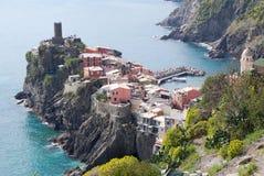 Vernazza - Cinque Terre Stock Fotografie