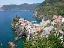 Vernazza, Cinque Terre Imagem de Stock